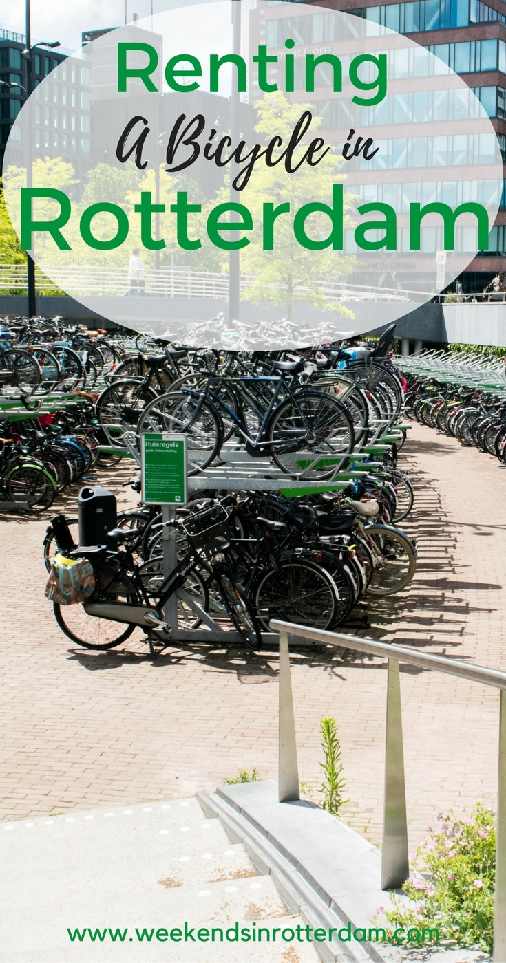 In this article you can learn how you can rent a bicycle in Rotterdam and where you can rent a bicycle in Rotterdam. Rotterdam, the Netherlands, Europe