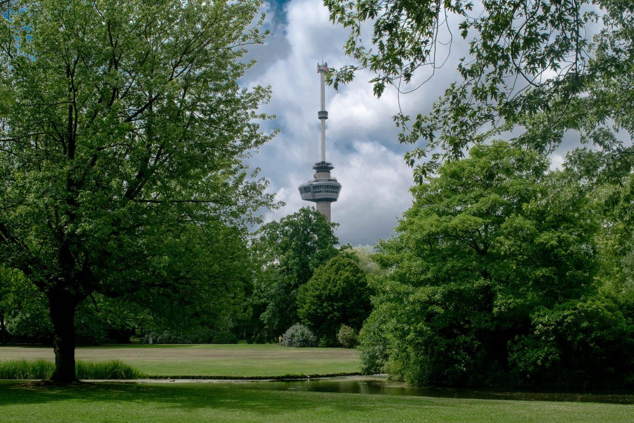 Euromast, Architecture Route in Rotterdam