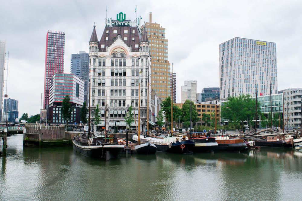 De Oude Haven in Rotterdam is ook super leuk om te bezoeken.