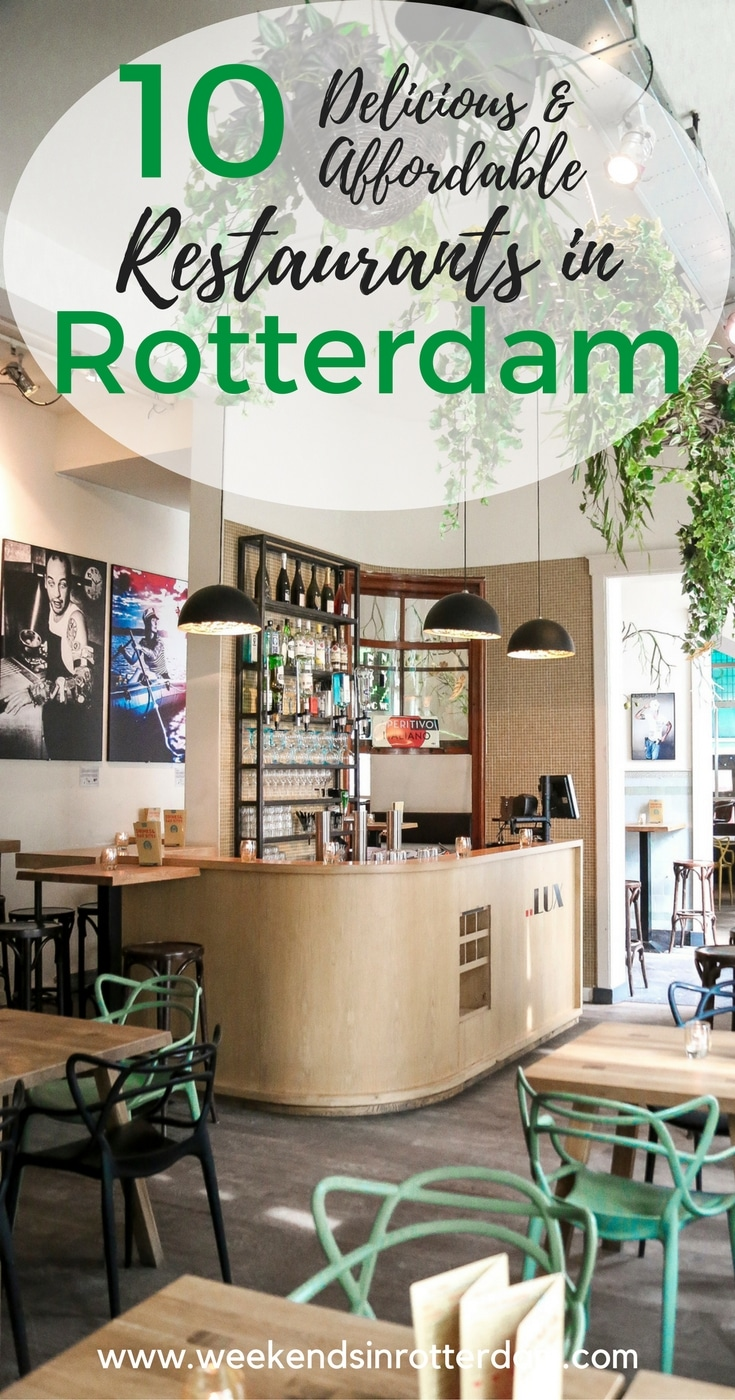 10 delicious and affordable restaurants in Rotterdam, cheap restaurants Rotterdam, Where to eat in Rotterdam, Affordable Restaurants in Rotterdam, Good restaurants in Rotterdam, good and cheap restaurants in Rotterdam, food in Rotterdam, NRC Rotterdam, Nieuw Rotterdams Café food, Restaurants Witte de With straat, Food Delfshaven