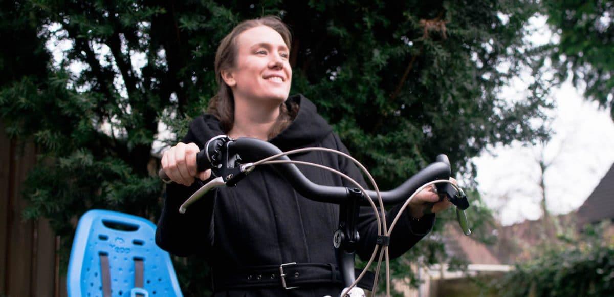 Gastblogger Evelien geeft tips over fietsen in Rotterdam.