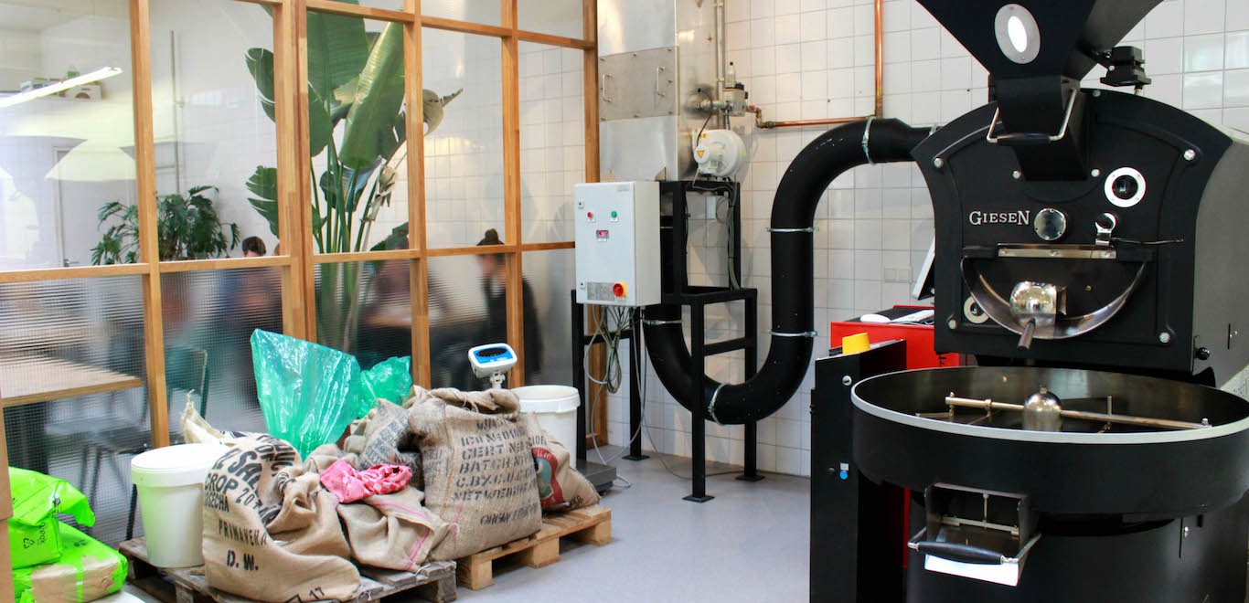 Find the best coffee places in Rotterdam