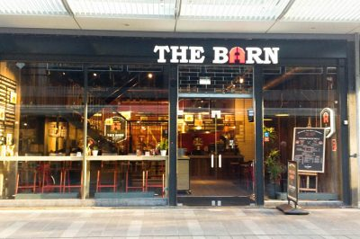 The Barn in Rotterdam review