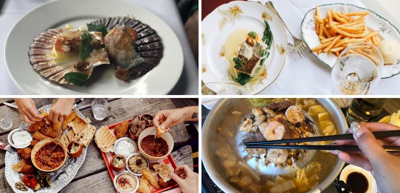 Elke week opent wel eennieuwe hotspot in Rotterdam! We proberen je altijd op de hoogte te houden van de leukste,nieuweplekjes in onze stad. Dit keer in New in Town delen we 6 nieuwe restaurants om te gaan dineren. Het zijn diverse, toffe hotspots: van de Franse tot de Joods-Perzische keuken. Ideaal om te bezoeken tijdens een speciale avond met je lief, of gewoon omdat je geen zin hebt om zelf te koken... Eet smakelijk!