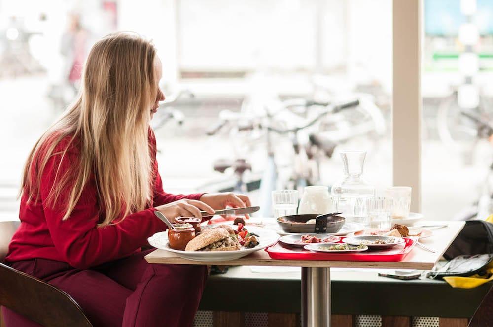 Wes Eettentje is perfect voor een heerlijke lunch, ontbijt of voor avondeten.