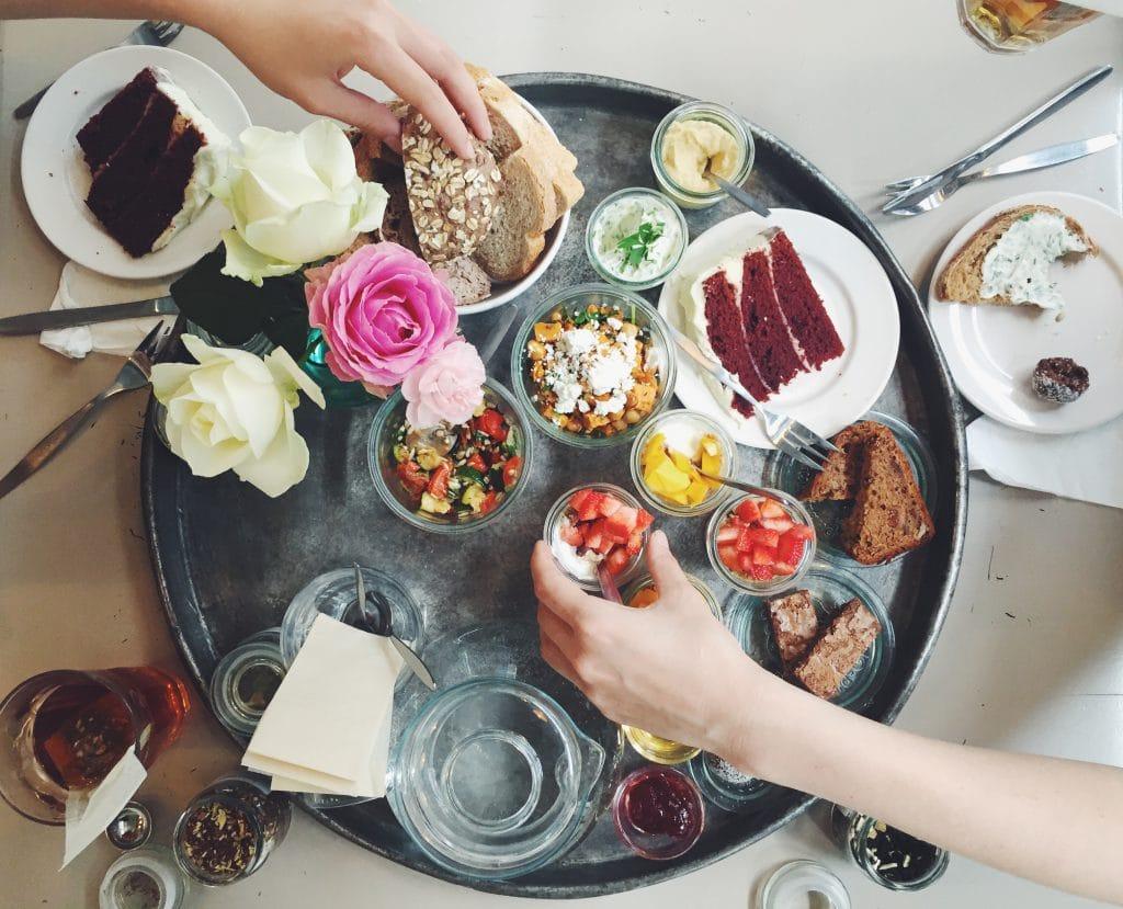 Tea Lab in Rotterdam is perfect voor een high tea! Super lekkere hapjes, drankjes en ook nog eens gezond.